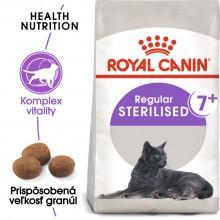 Royal Canin Sterilised 7+ /1,5kg