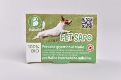 PetBelle Pet Sapo antiparazitárne mydlo 100% bio