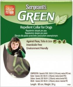 Green obojok proti kliešťom 60cm