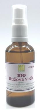 BIO Ružová voda, 50 ml