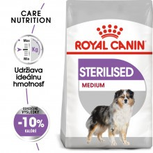 Royal Canin medium granule sterilised 10kg