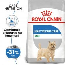 Royal Canin mini light weight care granule 3kg