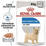 Royal canin CCN light weight care 12x85g